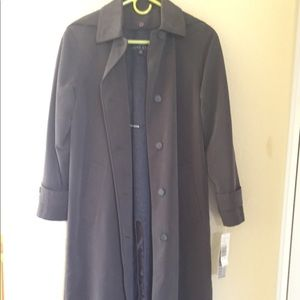 Ann Klein trench coat